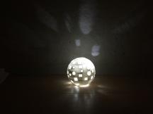 Disco Ball Inspired Light